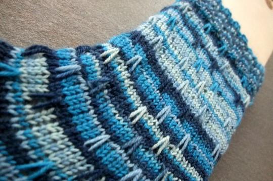 Socken Flecktone