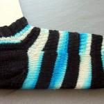 Socken 11/2013 - RomanRib