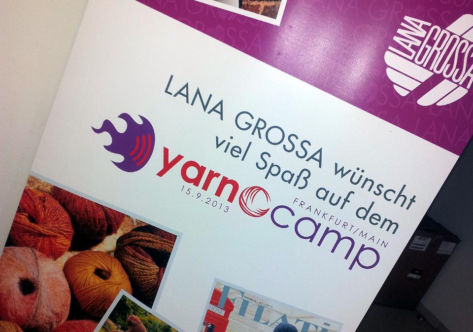 Yarncamp 2013
