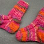 Socken 13/2013 - Babysöckchen