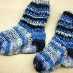 Socken 15/2013 – Babysöckchen