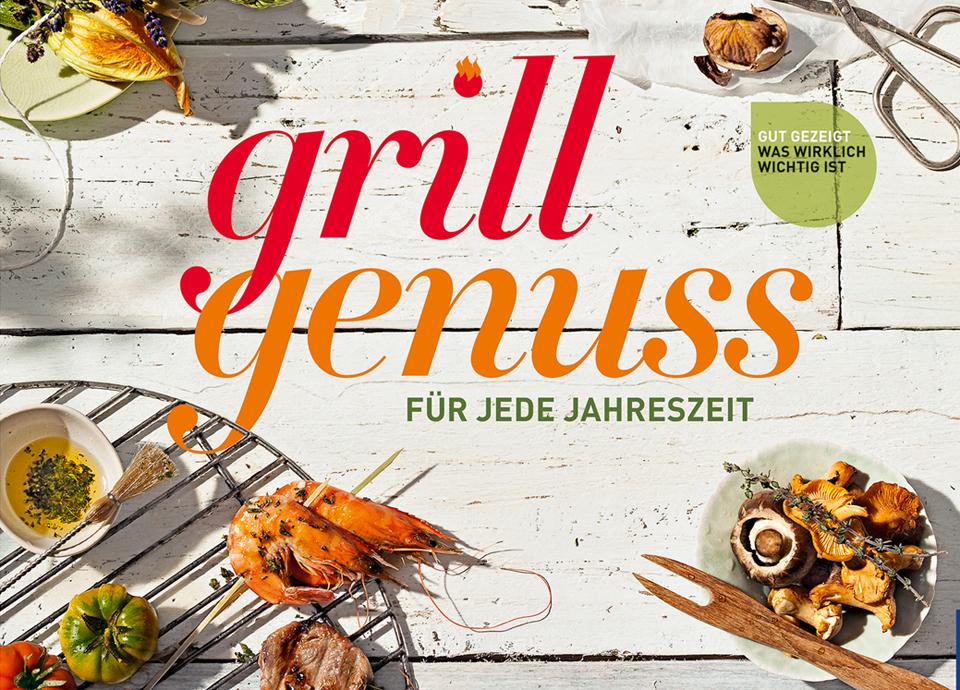 Rezension Grillgenuss von thecookingknitter.com
