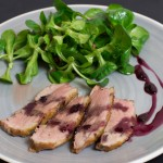 Ente in Orangen-Rotwein-Sauce by thecookingknitter.com