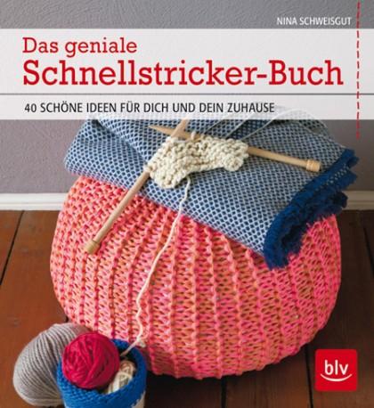 Schnellstrickbuch von BLV