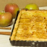 Apfeltarte mit Calvados by thecookingknitter.com