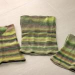 Dreierlei vom grünen Pullunder
