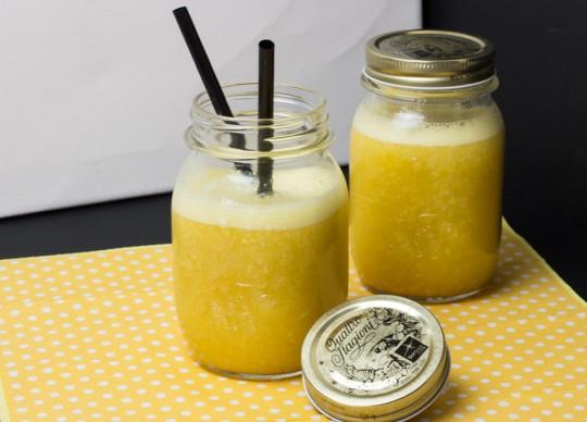 Mango-Orangen-Eistee by thecookingknitter.com