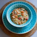 Risotto mit Tomaten und Paprika